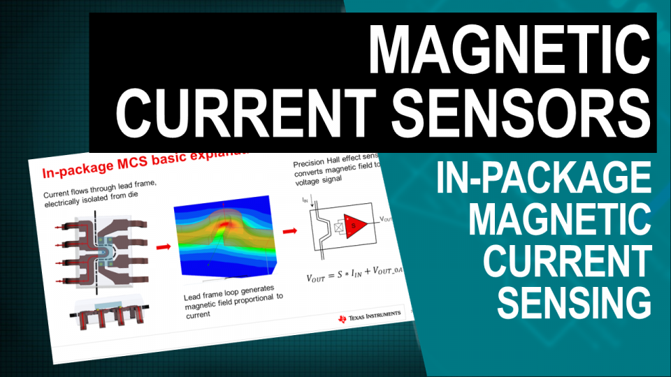 Thumbnail - In-Package Magnetic Current Sensing