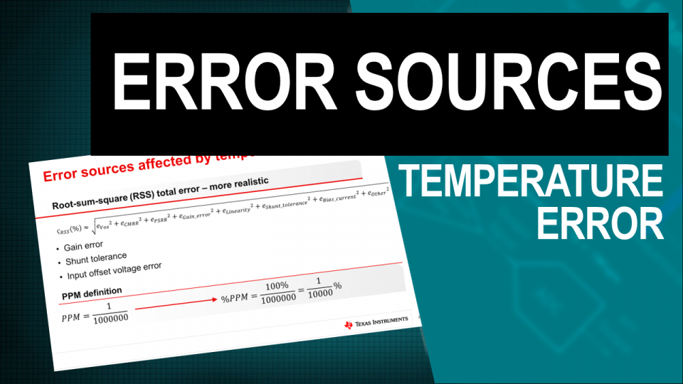 Thumbnail - Temperature Error