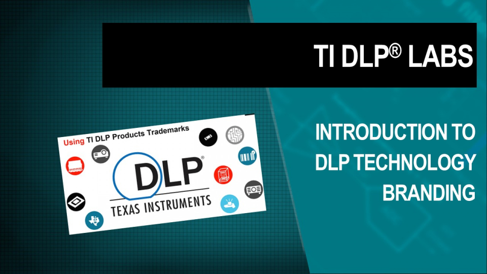 Introduction to DLP Technology branding