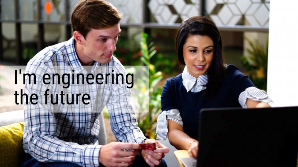 I'm engineering the future - TI Employee perspective