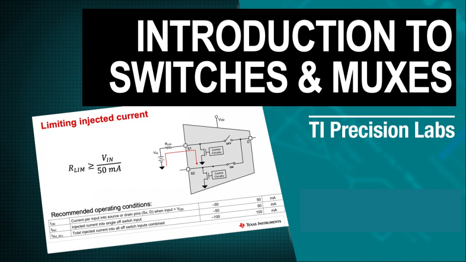 switches and muxes introduction