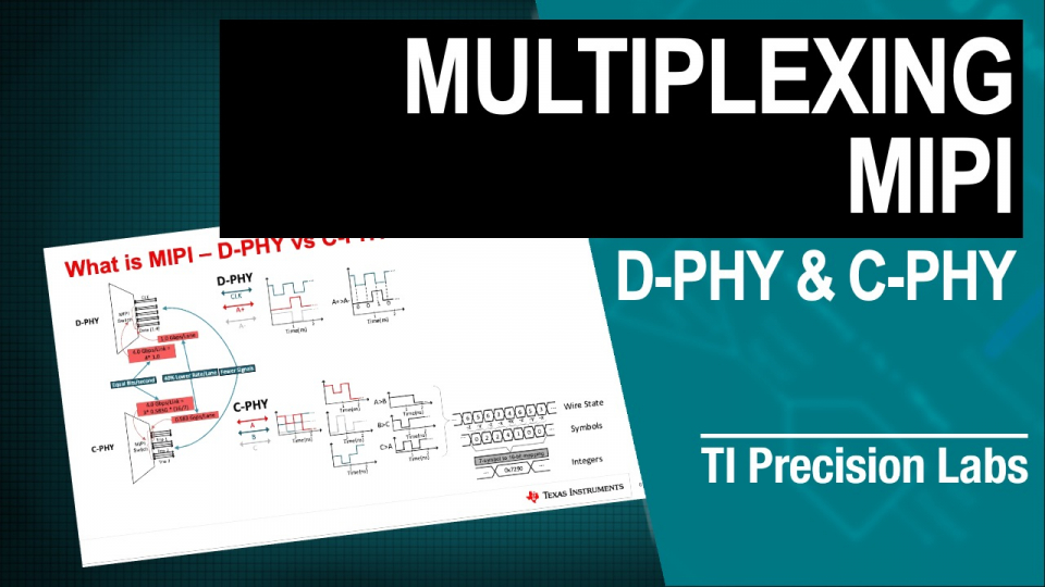 MIPI swtich, MIPI multiplexer