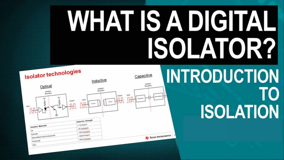 Digital isolator