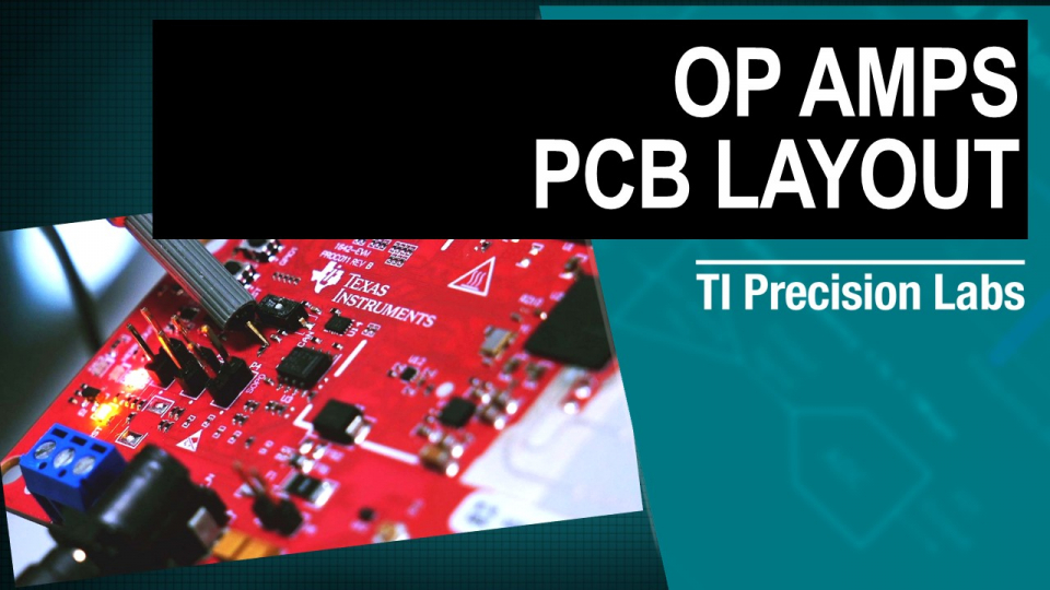 PCB layout training