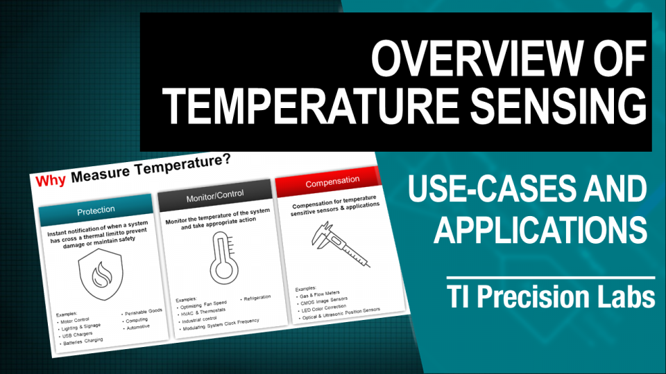 Overview of temperature sensing thumbnail