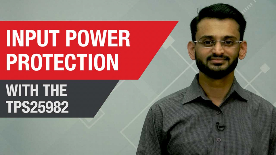 Watch this training to understand how input power protection devices like TI's eFuses can improve the efficiency and uptime of rack-based systems.