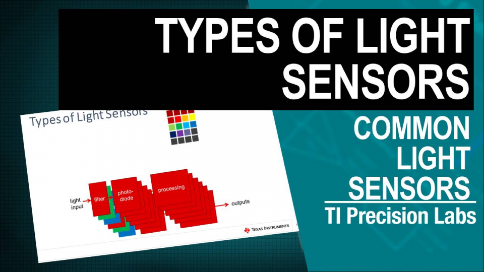 Types of Light Sensors