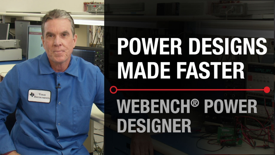Webench Power Designer A Complete Walkthrough