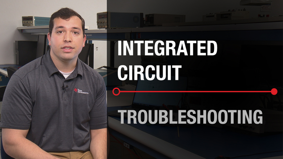 Troubleshooting amplifier FPD-Link integrated circuit PCB printed circuit board application linear ADC converter sensor datasheet verification failure analysis debugging debug submission FA customer return DAC audio TI Texas Instruments