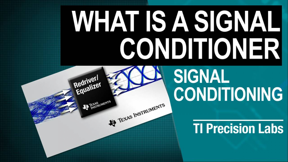 What is a Signal Conditioner Thumbnail