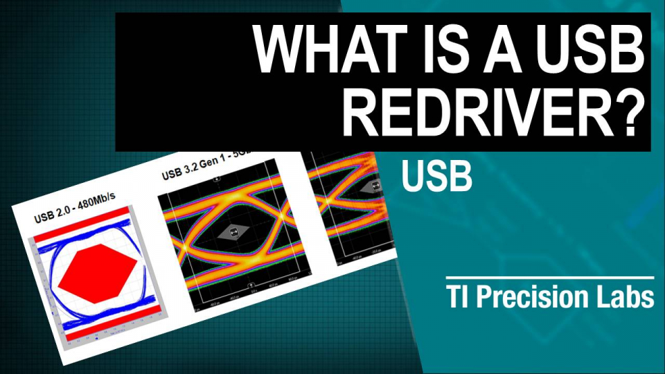 What is a USB redriver Thumbnail