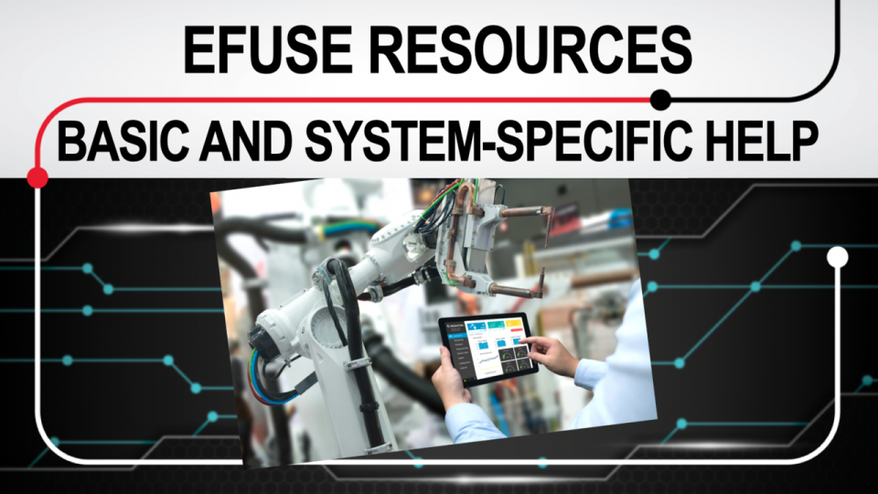 Learn the basics and more advanced application concepts for implementing eFuse protection ICs
